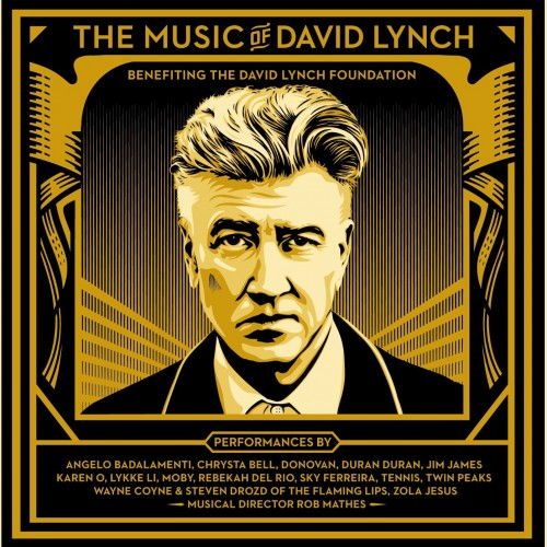 The Music of David Lynch double LP
